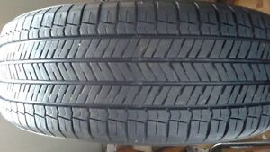 2 - Yokohama all season tires. 205/60R16. $95.00