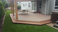 Decks and Fencing -15% off Winter special!!