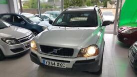 2004 VOLVO XC90 D5 SE Silver Auto Diesel