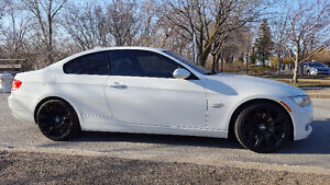 BMW 335xi coupe 2009