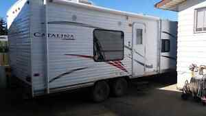 2010 coachmen Catalina travel trailer