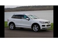 "VW TOUAREG 20"" ALLOYS W/GOODYEAR EAGLE F1 TYRES 5-6mm - SLOUGH"