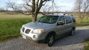 2007 Pontiac Montana Minivan - for sale