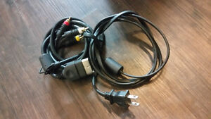 Cables for Orignal XBOX
