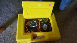 Original box with Kinect items in it only $5 for everything!!!!!
