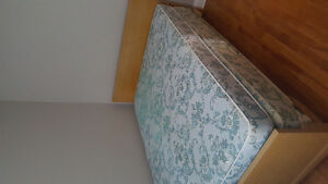 mattress box spring frame