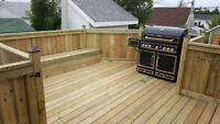 Deck and Fence Experts