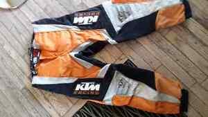 Thor/KTM racing pants