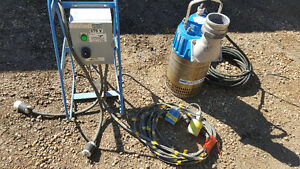 "ABS 5"" DISCHARGE SUBMERSIBLE MINING DEWATERING PUMP- $TRADE/CASH Strathcona County Edmonton Area image 1"