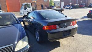 2003 Acura RSX Coupé (2 portes) accidenter