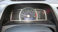 2006 Honda Civic dx Berline Prix ferme