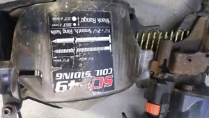 Senco SCN49 coil siding nailer