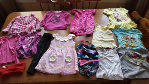 Toddler size 2t/3t lot