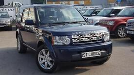 2011 LAND ROVER DISCOVERY 4 SDV6 GS THIS MUST SURELY BE ONE OF THE CHEAPEST 11
