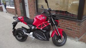 Terminator 72V e bike