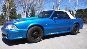 Mustang GT COBRA  5.0 HO 1988
