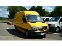 2013 MERCEDES BENZ SPRINTER 2.1 CDI 313 MWB Extra High Roof NO VAT