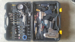 Mastercraft 100-Pc Air Tool Kit