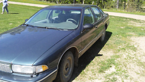 96 Caprice Parts or Project