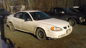 2002 Pontiac Grand Am Other