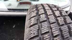 4 Cooper  winter tires less than 1000km of use Kitchener / Waterloo Kitchener Area image 6