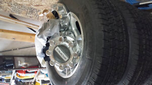 """$1500 TAKE OFFS 17"""" TIRES AND RIMS"""