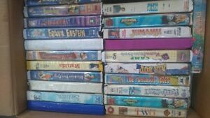 VHS tabes  for sale