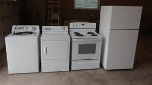 Amana Washer Dryer Set | Buy or Sell Home and Kitchen