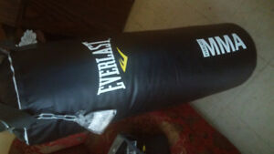 150lbs Everlast punching bag!!!!!!!!$180.