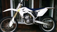2007 SUZUKI 250 RM-Z Priced for quick sell