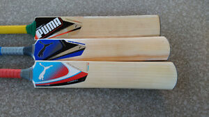 Puma cricket bats for sale!