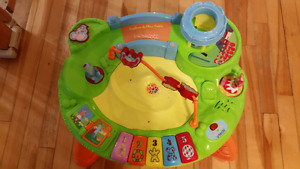 VTech In the Night Garden activity table