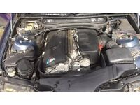 E46 316ti m3 engine fitted
