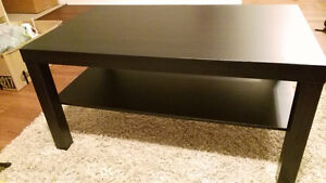Sturdy coffee table for $40