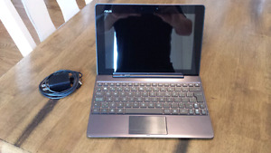 ASUS TF700T 10.1'' android tablet w/keyboard.