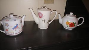 Teapots (China)