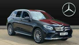 image for 2018 Mercedes-Benz GLC 250d 4Matic AMG Line Premium 5dr 9G-Tronic Diesel Estate