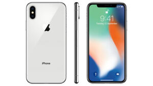 iPhone X 64GB Unlocked, $850