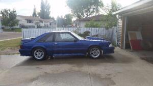 1988 Fox Mustang GT