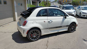 2013 Fiat 500c ABARTH CONVERTIBLE Convertible