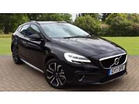 2017 Volvo V40 D4 (190) Cross Country Pro Gea Automatic Diesel Hatchback