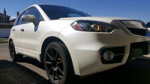 2011 Acura Rdx / no accidents
