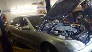 2000 Mercedes Benz S500 S Class - Parting Out
