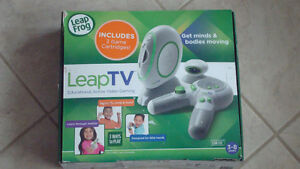 Leap Frog Leap TV, Educational, Active Video Game