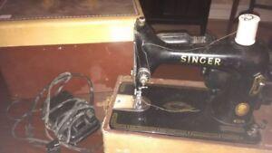 1954 Singer Sewing Machine