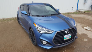 2016 Hyundai Veloster Rally Turbo