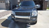 2010 Ford Explorer limited SUV, Crossover