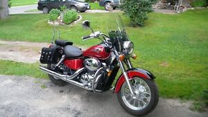 certified, 5032 km Honda Shadow Ace