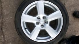 5x100 225/45/17 94W VW / AUDI WHEELS