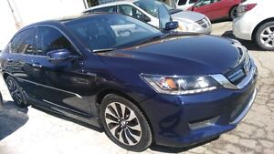 2015 Honda Accord Sedan hybrid-electric touring